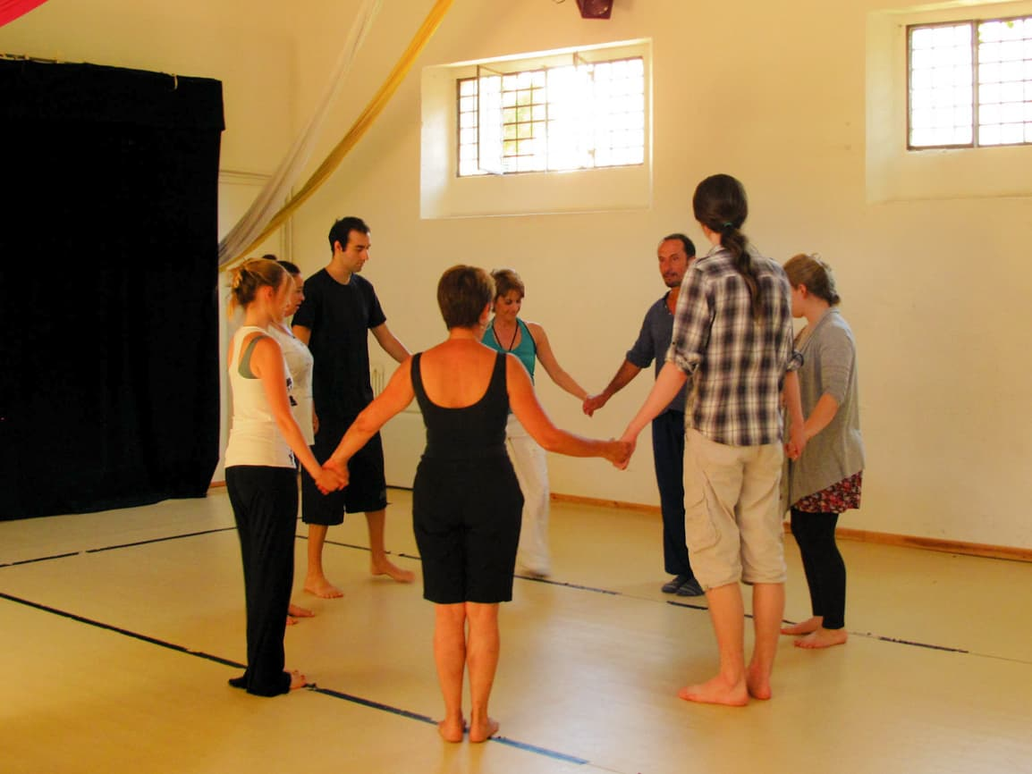 Historical Dance Workshop