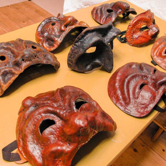Mask Making Florence