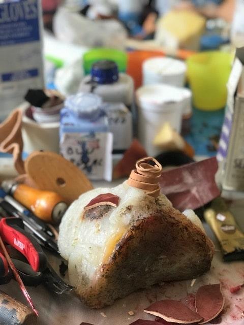 Commedia Mask Workshop Italy