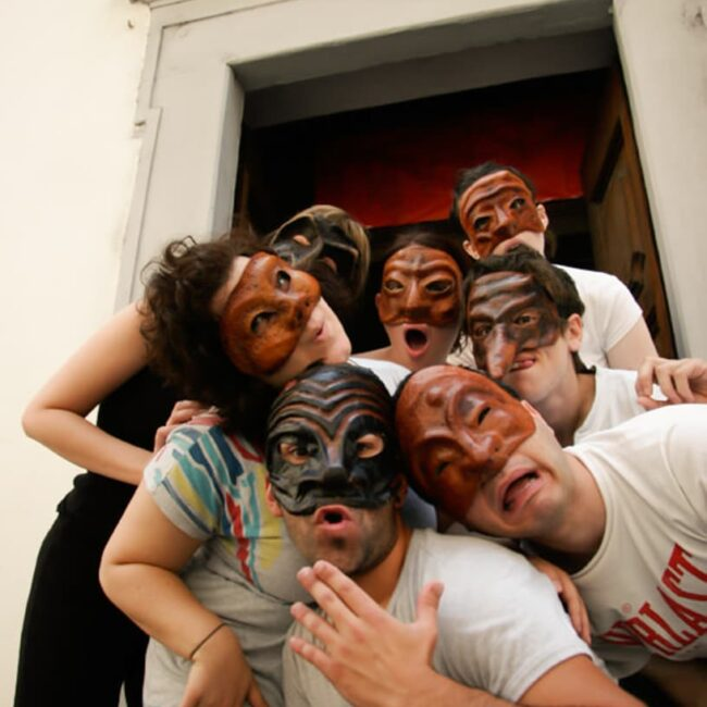 commedia workshop florence italy