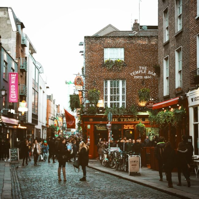 Workshops in Ireland